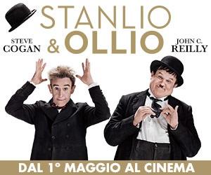 STANLIO & OLLIO, il film sul duo comico più famoso di sempre. Al cinema dal 1° maggio.